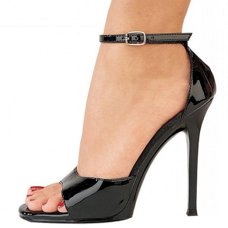 Pleaser GALA-36 lakleer gala sandalen dames maat 37 - 38